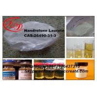 Buy cheap 26490-31-3 Nandrolone Steroid , Muscle Growth Steroid Powders Nandrolone Laurate / Laurabolin from wholesalers