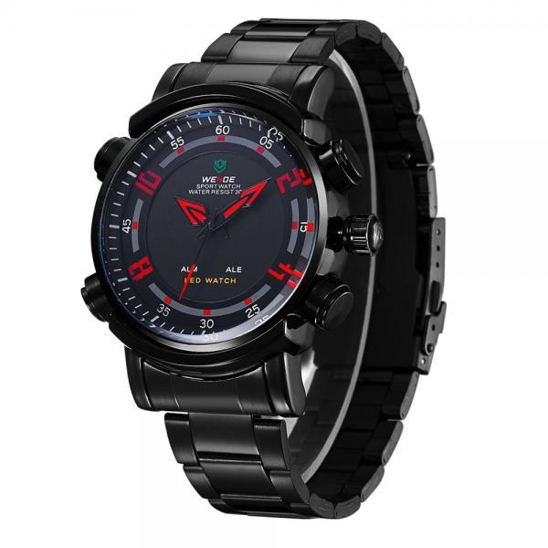 s sports wrist army time zone wrist
