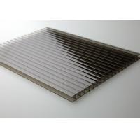 Buy cheap 8mm Light Weight Twinwall Polycarbonate Sheets10 year warranty from wholesalers