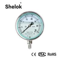 Buy cheap High Precision Stainless Steel Digital Liquid Pressure Gauge product
