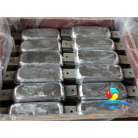 Buy cheap Marine Silver Anode  Zinc Anode Wear Resistant Outfitting Equipment Aluminum from wholesalers