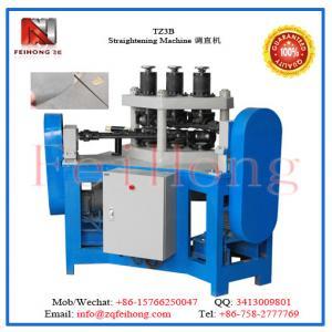 TZ-3B Straightening Machine by feihong heater machinery
