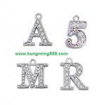 Buy cheap Slider letters,crystal slider letter,DIY alphabets  from wholesalers