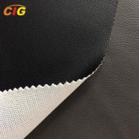 Buy cheap Multi Color Anti Static Tear Resistant PVC Artificial Leather Fake Leather Material product