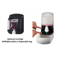 Buy cheap AC Adaptor Automatic Foaming Hand Soap Dispenser , Hand Wash Foam Dispenser from wholesalers