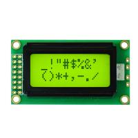 Buy cheap COB Bonding Mode Dot Matrix LCM Module 8*2 Character For Electronic Tags from wholesalers