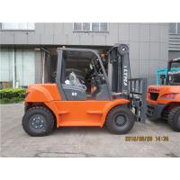 6 ton diesel hydraulic forklift with ISUZU engine and automatic transmission