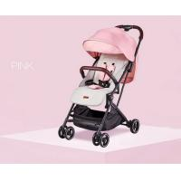 Buy cheap High View Portable Baby Carriage Stroller One Hand Folding For Newborn Sleep Sit Feeding from wholesalers