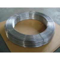 Buy cheap China Manufacturer Zinc Wire 99.995% Min 4.0mm Metalizing Zinc Wire from wholesalers