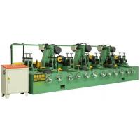 Buy cheap Automated Stainless Steel Pipe Making Machine High Frequency Tube Welding Machine from wholesalers