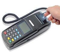 Buy cheap Handheld EFT-POS Terminal With Integrated 3DES PINPAD, Card Reader from wholesalers