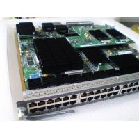 Buy cheap Cisco WS-X6748-SFP New Switch Modules from wholesalers