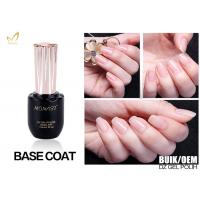 Buy cheap No Chemical 3 Steps Gel UV Base Coat For Lady'S Nail Beauty OEM Bulk Packing from wholesalers