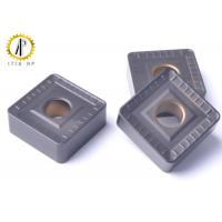 Buy cheap SNMM250924 carbide turning inserts for rough machining steel , carbon steel and alloy steel from wholesalers