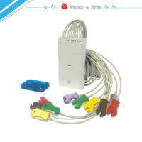 Buy cheap Simultaneous 12 Channel Wireless Stress Test ECG Based On PC With Bluetooth from wholesalers