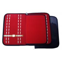 Buy cheap Ladies Travel Watch Roll Case , 4 Roll Travel Case For Watches / Bracelets from wholesalers