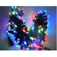 Buy cheap 10m connectable Anti Cold 5mm color changing outdoor christmas led string lights from wholesalers