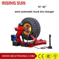 Buy cheap Semi automatic tire mounting used truck service equipment for garage equipment from wholesalers
