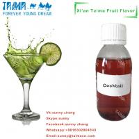 Buy cheap Most popular high quality Fruit/Tobacco/Mint aroma liquid concentrate Cocktail flavor for vape from wholesalers
