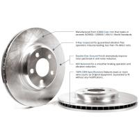 Brake Rotor Material : After market disc brake rotors with material gg for