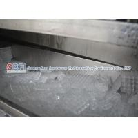 Buy cheap Easy Clean Air Cooled / Water Cooled Ice Machine , Industrial Ice Making Machines from wholesalers