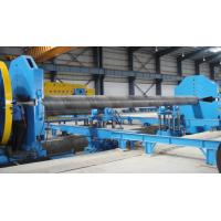 Buy cheap Pipe Chamfering  beveling Machine For Steel Pipe Production Line from wholesalers