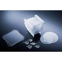 Buy cheap GE Fused Quartz Plate , Optical Glass Plate 2 Inch And Diameter 100 Mm from wholesalers