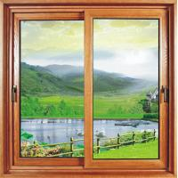 Buy cheap Kitchen Household Sliding Sash Window Powder Coating /  Reflective Glass Double Slider Window from wholesalers