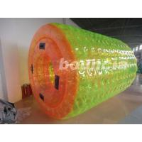 Buy cheap 0.8mm PVC Material Inflatable Water Walker Roller For Pool from wholesalers