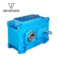 Buy cheap H series Industrial Parallel Shaft Gearbox Gear Transmission For Conveyor Belt housing material machinery repair from wholesalers