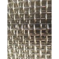 Buy cheap stainless steel crimped style wire mesh screen crimped wire mesh stainless steel crimped weave sieving mesh,crimped mesh from wholesalers