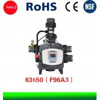 Buy cheap Automatic ion exchange runxin automatic softner control valve boiler water softener resin F96A3 from wholesalers