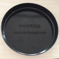Buy cheap Carbon Steel Enamel Round Baking Tray/Pizza Pan 45liter from wholesalers