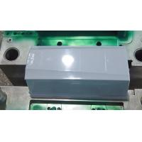 Buy cheap PC / PP / POM Plastic Injection Mold , Plastic Interphone Mould With LKM / DME / HASCO Base from wholesalers