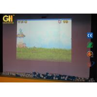Buy cheap Kids Short Throw Interactive Projector , Interactive Floor Projection System product