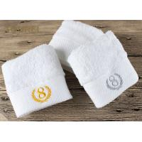Buy cheap 6 Piece Luxury Combed Cotton Bath Towel Gift Set Hotel Washcloths from wholesalers