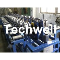 5 Ton Uncoiler 14 Stations Tapered Panel Roll Forming Machine For Bemo Roof Panel