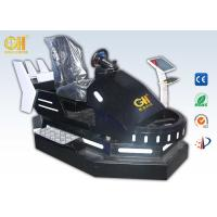 Buy cheap 9D Speed Racing Virtual Reality Simulator 3.5㎡ Area Covered 220 Volt product
