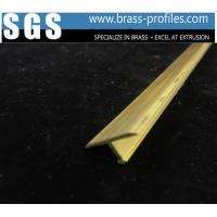 Buy cheap Hot Finished Copper Door & Window Profile Brass Extruded Sections from wholesalers