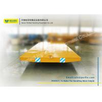 Buy cheap No Power Material Handling Carts Steel Frame Industrial Heavy Loading Carriage from wholesalers