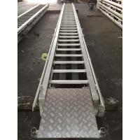 Buy cheap Stainless steel boat ladder LR Approval Marine Aluminum Alloy Fixed from wholesalers
