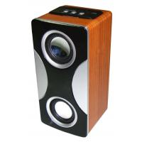 Buy cheap USB speaker with rechargeable lithium battery from wholesalers