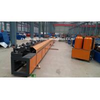 Buy cheap Sandwich Panel Shutter Door Roll Forming Machine With 36 Roller Stations from wholesalers