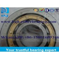 Buy cheap Brass cage high speed roller bearings NU406M1 30 mm double row ball bearing from wholesalers