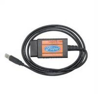 Buy cheap USB Scan Ford Diagnostic Tools With Engine Diagnostic Cable from wholesalers