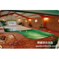 Buy cheap Bore professional automatic solar swimming pool cover with low price from China from wholesalers