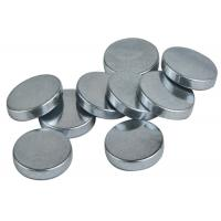Buy cheap Professional Disc sintered NdFeb Permanent Magnets For Loudspeaker / Mobile Phone from wholesalers