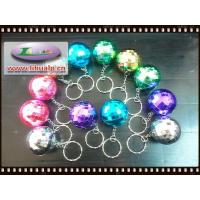 Buy cheap Paillete Ball Keychain (LP-BALL-010) from wholesalers