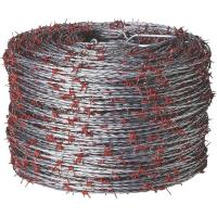Buy cheap 2mm 3mm Barbed Wire Fence Hot Dipped Galvanized Type Anti Theft High Security from wholesalers