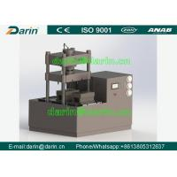 Buy cheap 60T Double - station Germany motor PLC Control Rawhide Bone dog food machinery from wholesalers